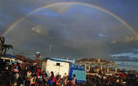 haiyan rainbow